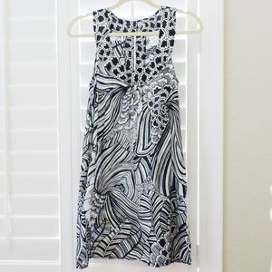 Trina Turk Cotton/Silk Dress. ~ XS ~